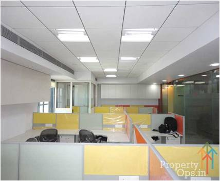 Commercial office on rent