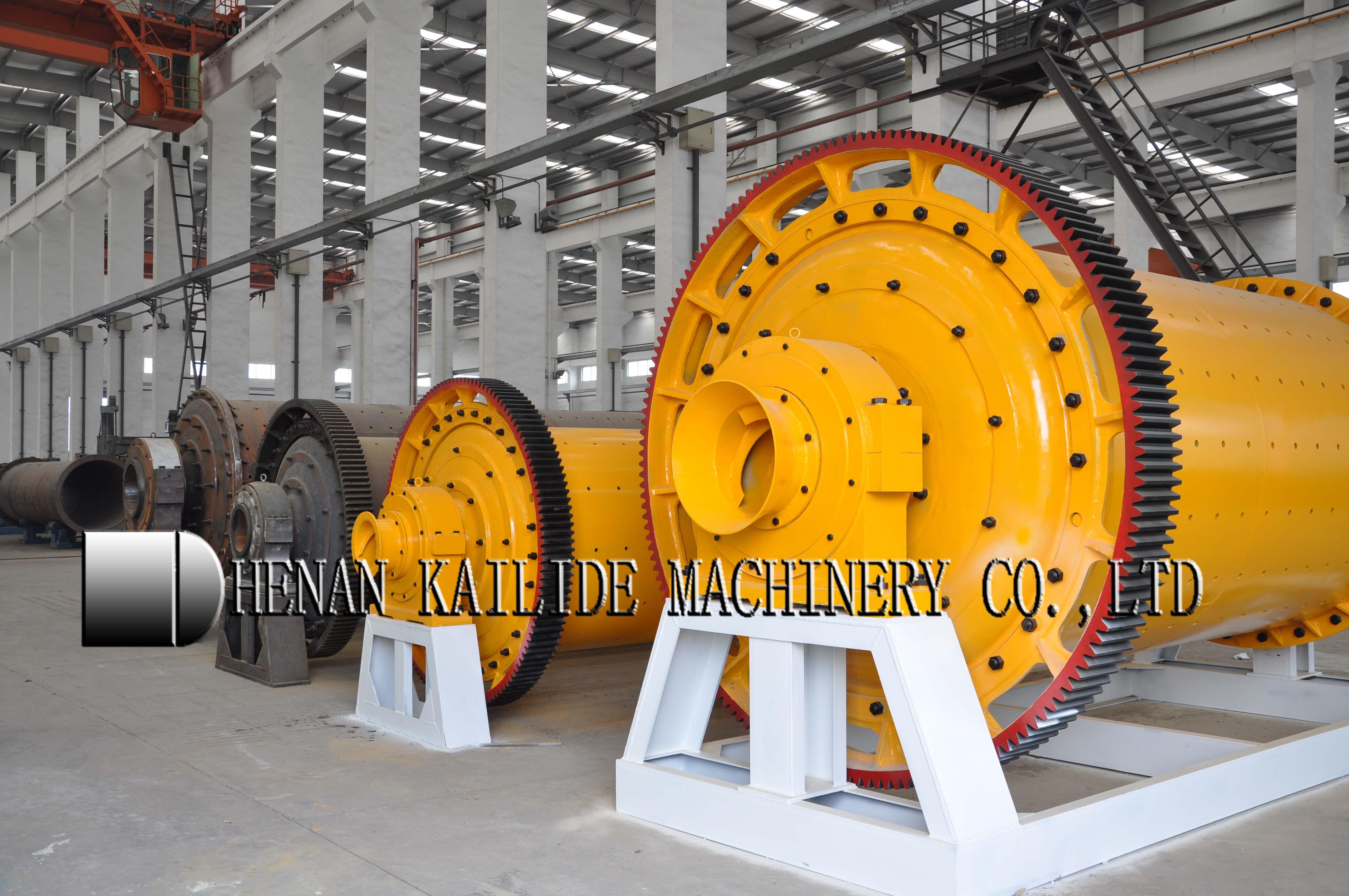 Wet process ball mill