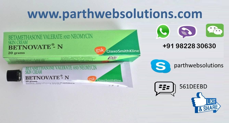 Betnovate N Cream (Betamethasone)
