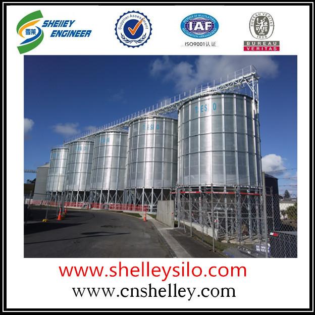 china turnkey grain silo manufacturer