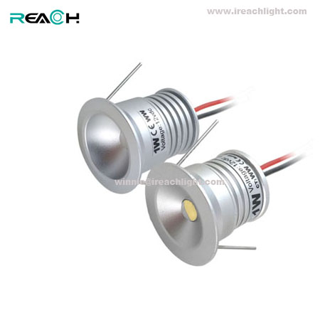 mini led spotlight, DC3V, 350mA, 1W, led star light for decoration