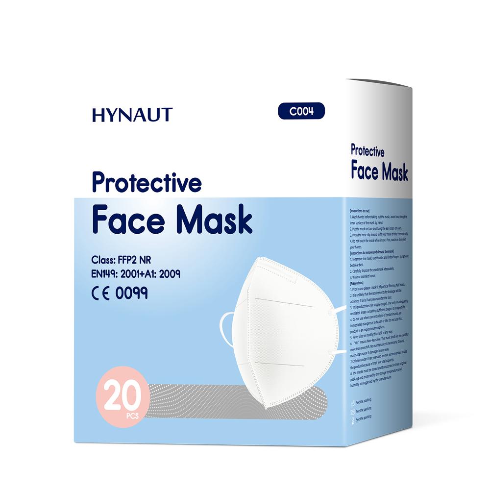 FFP2 KN95 Filtering Half Mask(Non-sterile,LX1001)