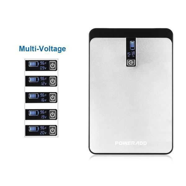 Poweradd Smartphone / Laptop Backup Battery Charger 23000mAh Power Bank