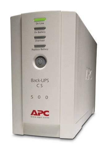 Back-UPS CS 500