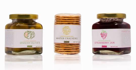Food Level Strawberry Jam Bottle Used Plastic Adhesive Labels