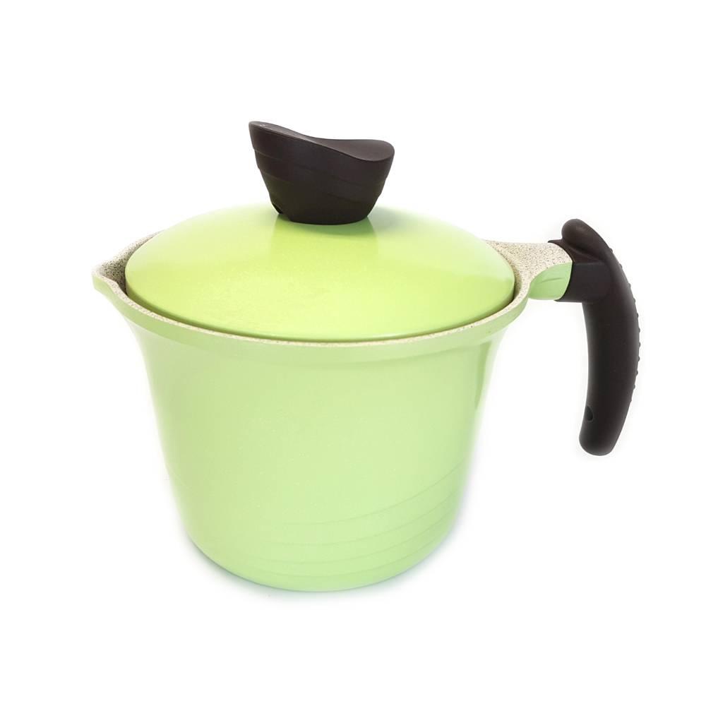 Ceramic coating Milk pan