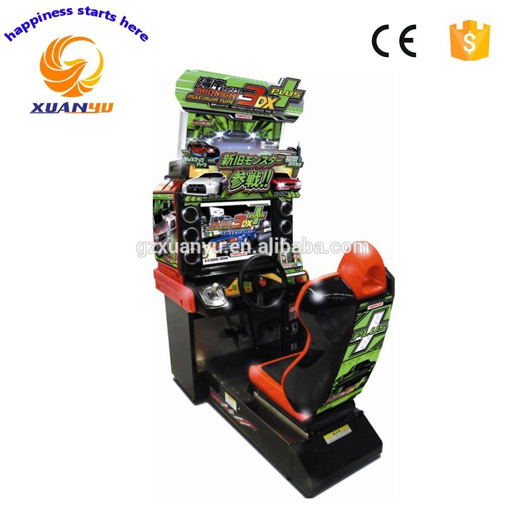Midnight Maximum Tune 3DX Plus racing simulator high quality play racing car games online car for ch