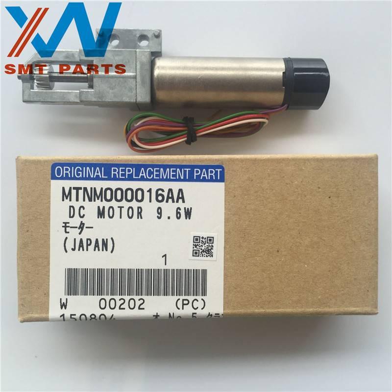 SMT machine parts motor 2.4W 9.6W DC motor MTNM000016AA N510046420AA