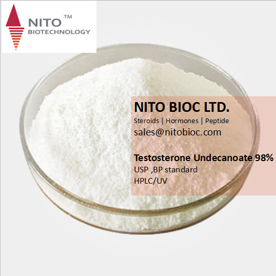 Nito Hot Sell Strong Steroid Testosterone Undecanoate for Bodybuilding
