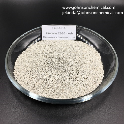 Ferrous Sulphate Monohydrate 12-20 Mesh