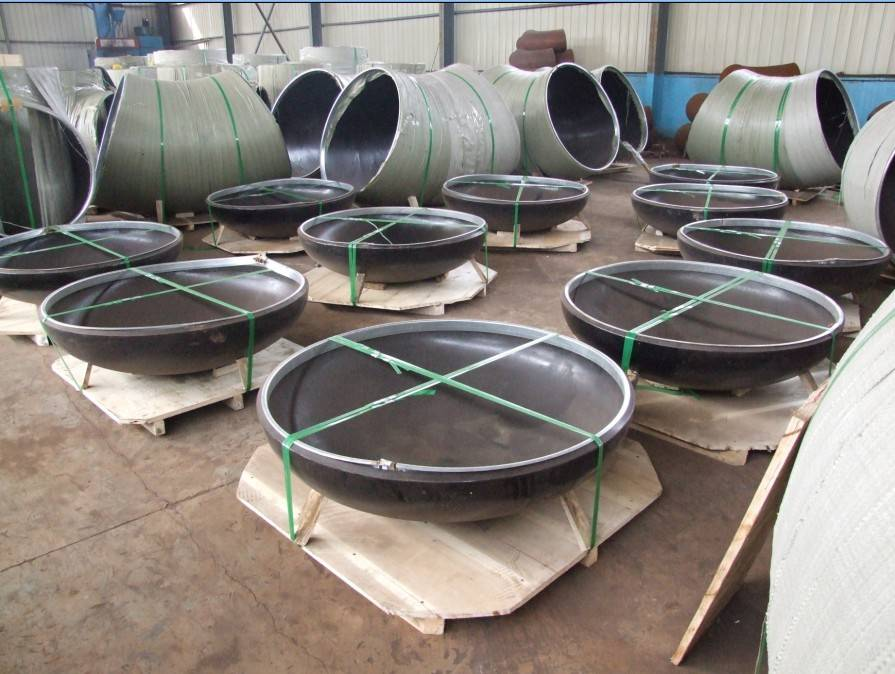 Large Diameter Pipe Cap