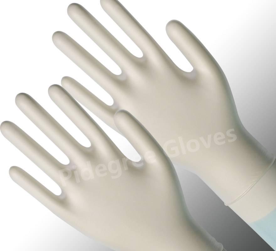chemical pvc gloves
