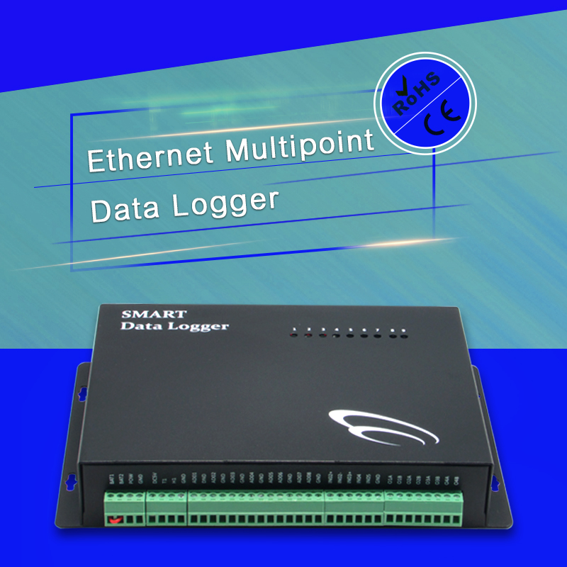 Ethernet Temperature Humidity Tracking System