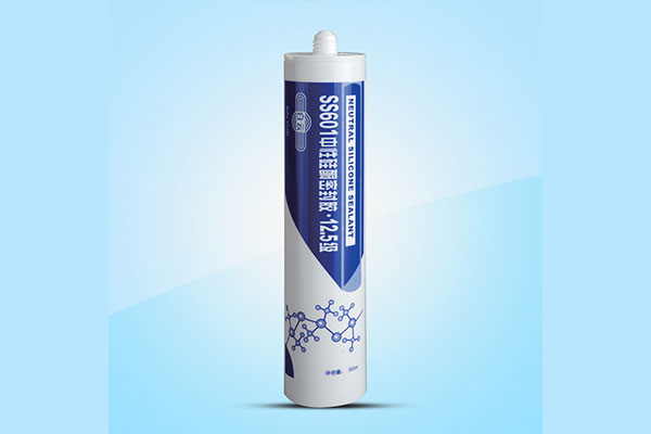 650 Neutral Silicone Sealant