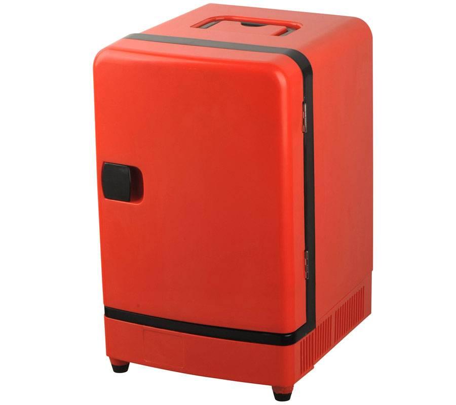 Cooler or Warmer 12V 13L 113A Mini Car Refrigerator /Car Small Refrigerator Dual-Use Refrigerator In