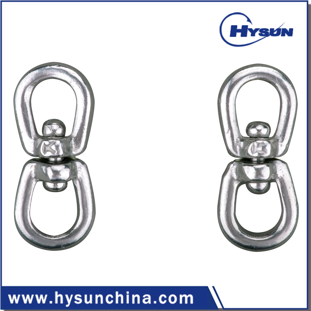stainless steel fishing 8-Type Swivel