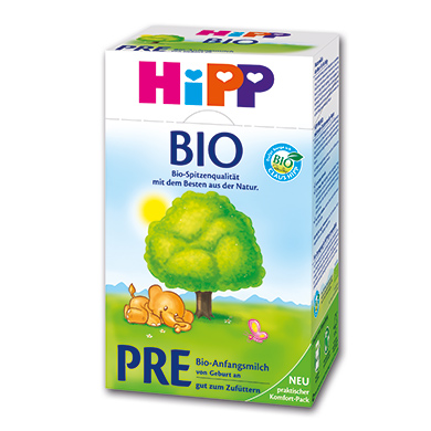 HIPP BIO ORGANIC MILK POWDER