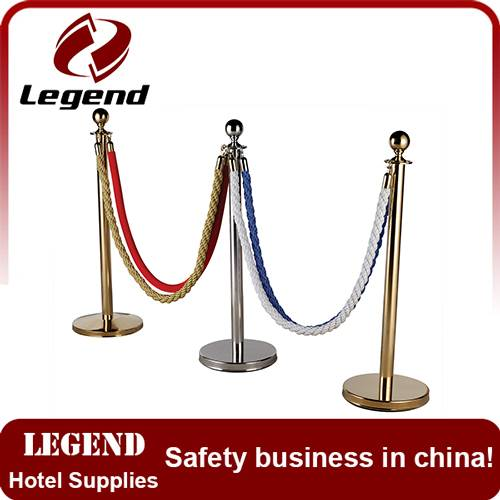 Ball Tope Classic Airport Queueing Line/ Rope Stanchion,Queue Barrier