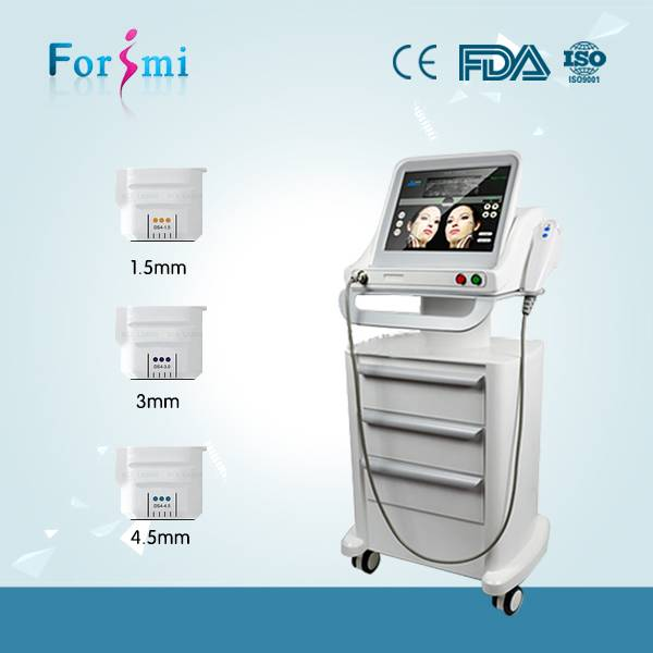 2016 best hifu machine high intensity focused ultrasound for face lift&wrinkle removal