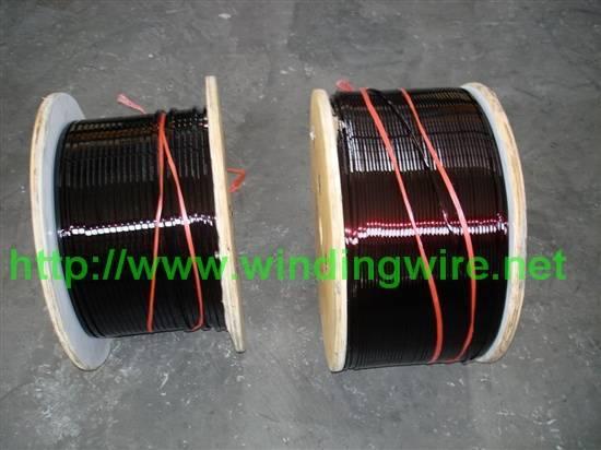 Enameled Rectangular Aluminium Wire Price