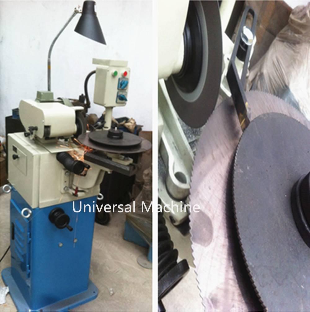 China manufacturer low price Saw Blade Tooth Making Machine