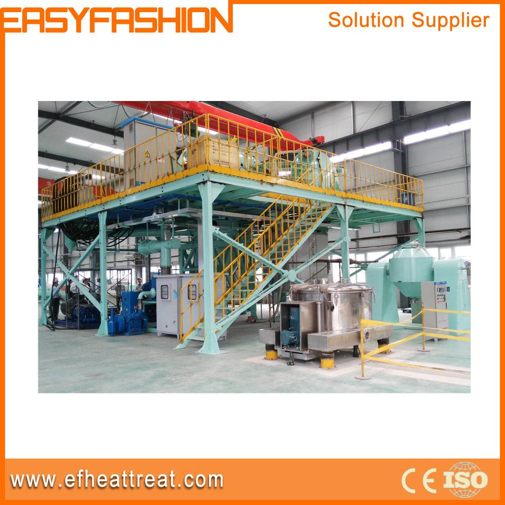 Water Atomization Metal Powder Manufacturing Equipment