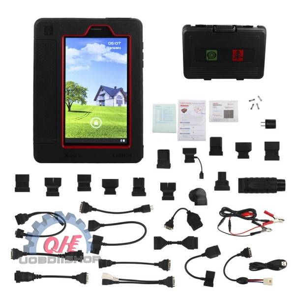 Original Launch X431 V(X431 Pro) Wifi/Bluetooth Tablet Full System Diagnostic Tool Perfect Replaceme