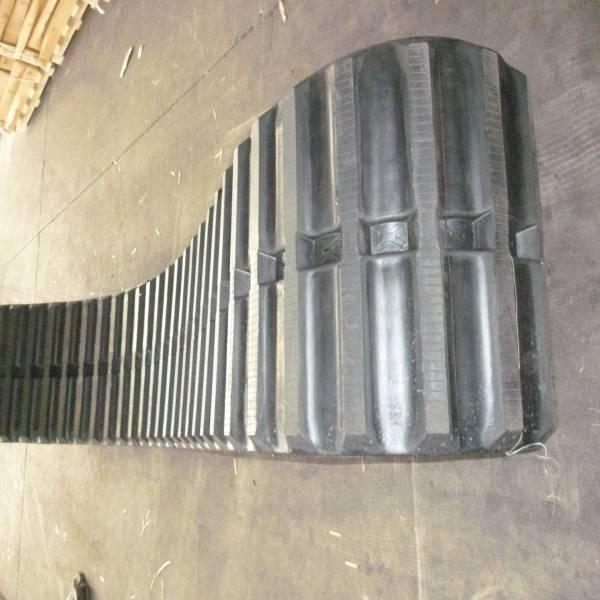 Rubber Track for Hanix RT800 Dumper (600*125*62)