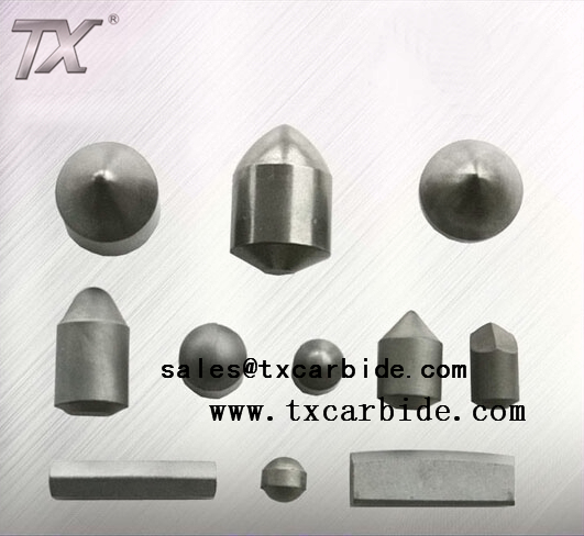 Carbide Spoon Button to Russia From China