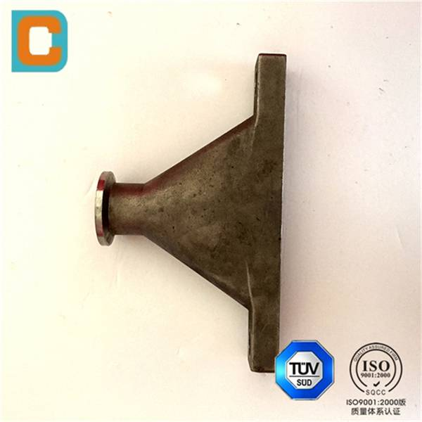 Steel casting nozzles for heat processing hot sale