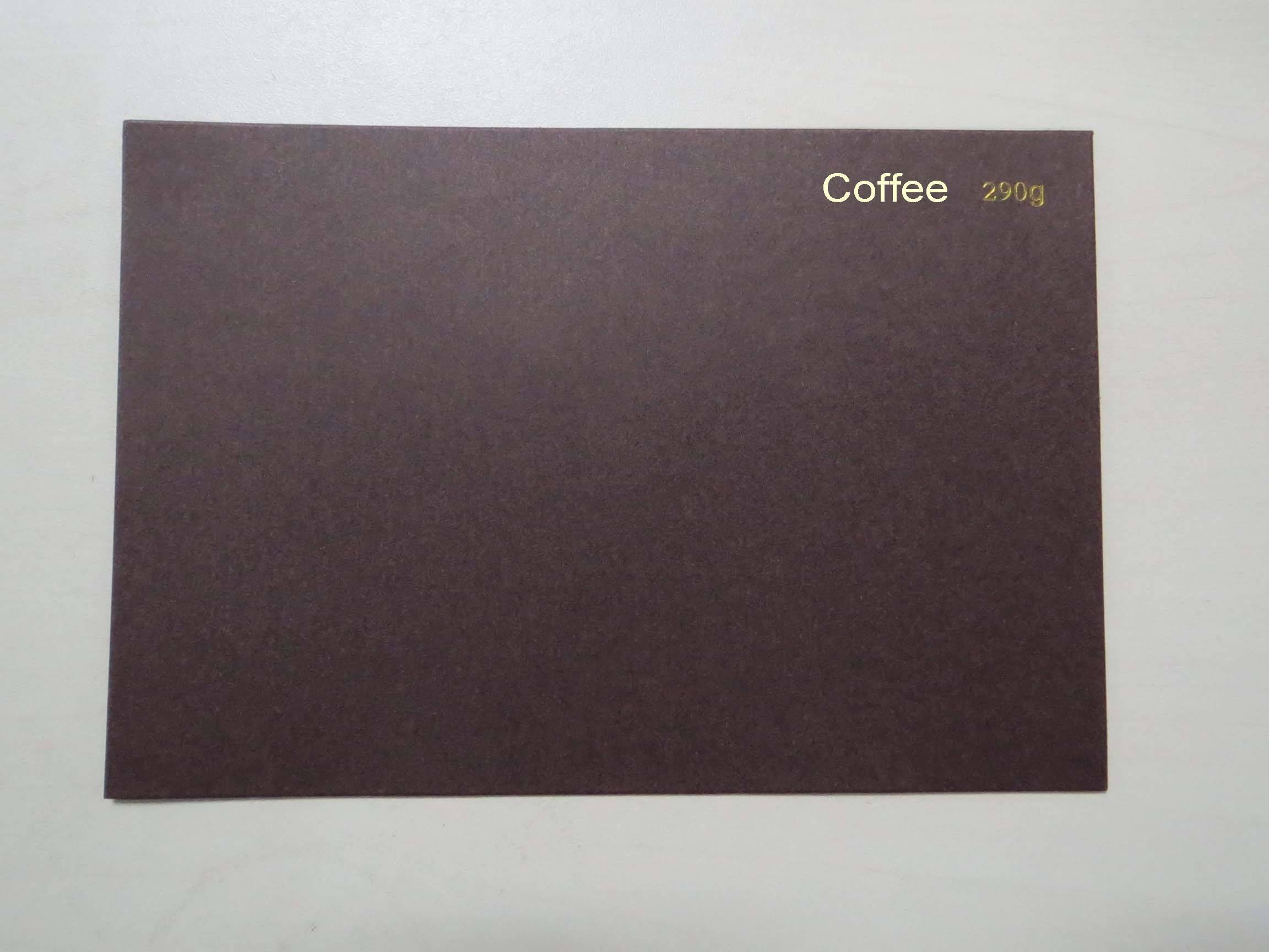 110g-290g Coffee Cardboard, Gift Box Paper, Paperboard, Colored Paper