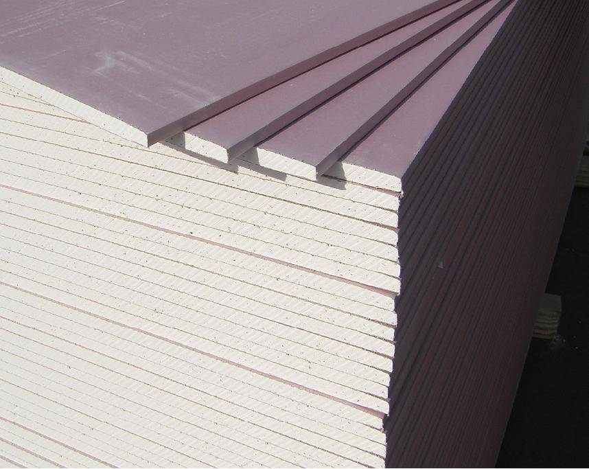 Fire-Proof gypsum boardf