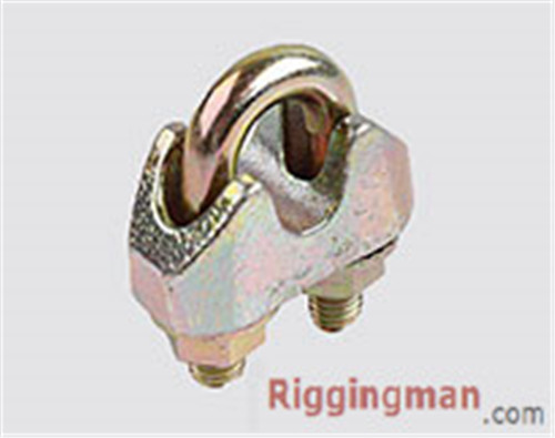 DIN 1142 WIRE ROPE CLIPS Rigging Hardware