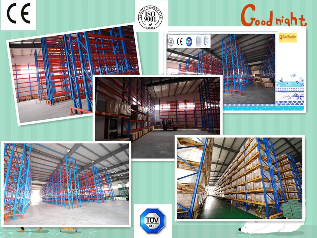 warehouse Racking China Suppier ;Pallet racking;storage shelf