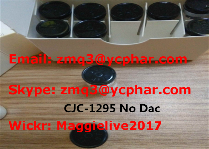 5mg/vial Protein Peptide Hormones 100% Safe DHL to USA CJC 1295 with Dac