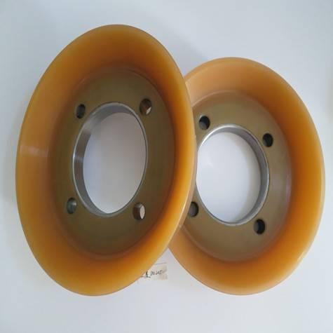 Mitsubishi concrete pump rubber piston