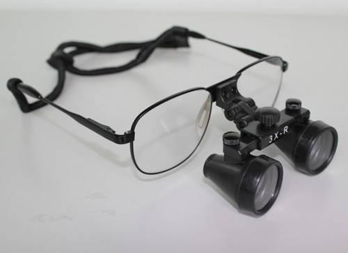 2.5x 4.0x medical magnifier/medical magnifying glass