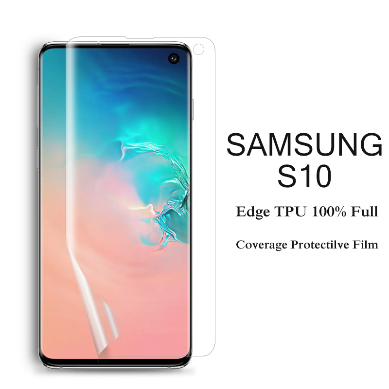 TPU FILM SCREEN PROTECTORFOR SAMSUNG S10,Tempered Glass Screen Protector