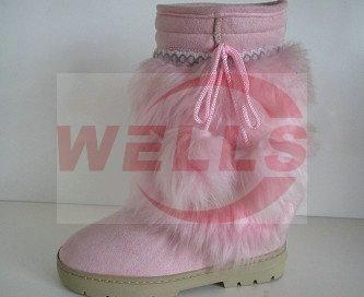 Lady's Boots, Wells-B14029