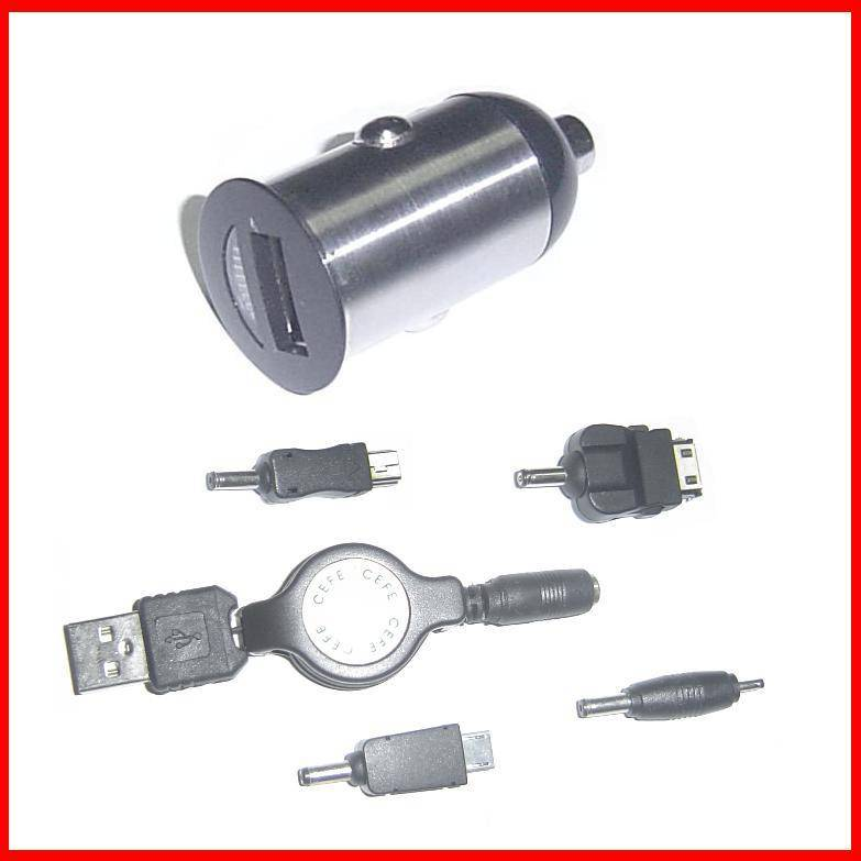 Mini car charger