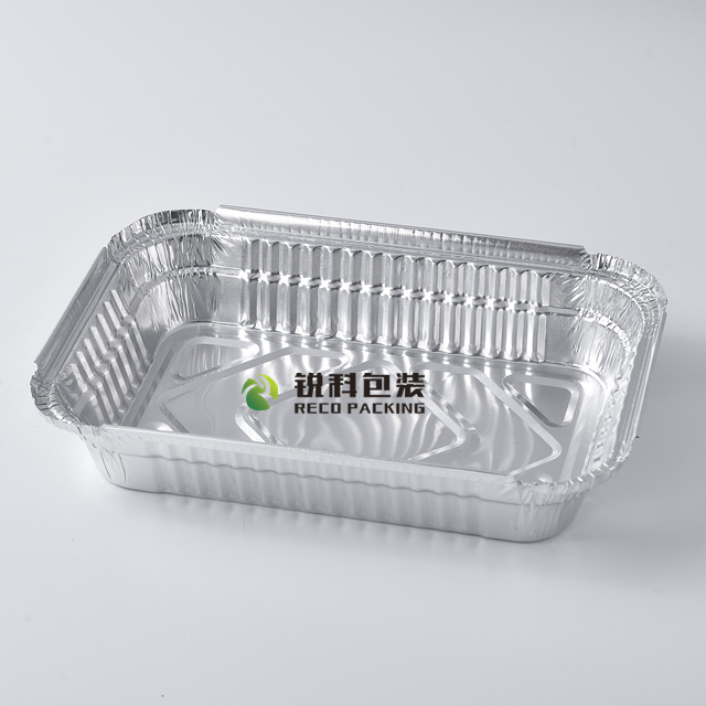 Aluminum Foil Containers for Airlines