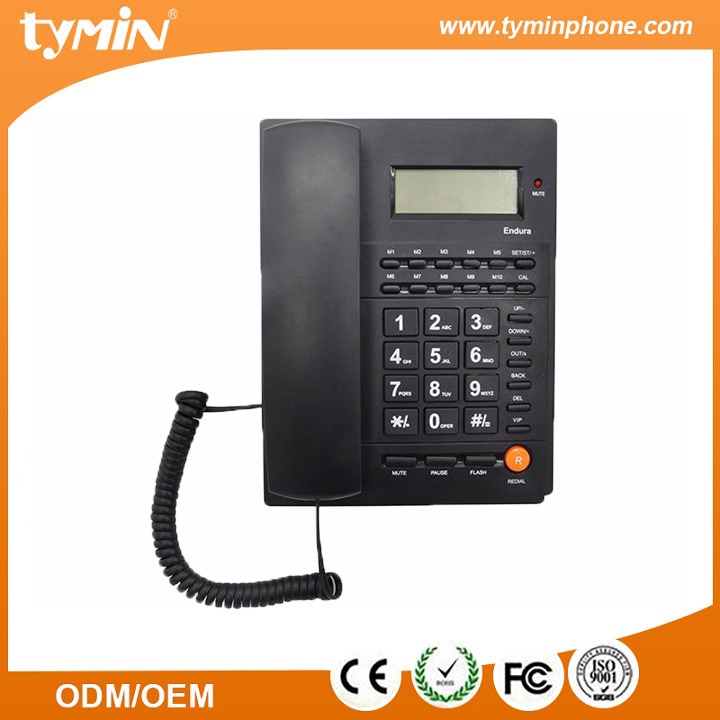 TM-PA117 Basic Caller ID Phone