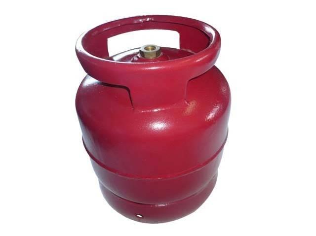 3.0KG LPG cylinder