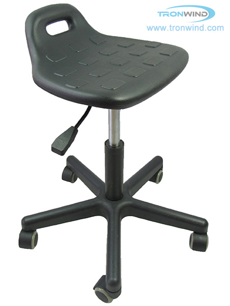 Lab Chair TL02, ESD Lab Chair, PU Chair, Laboratory Stool, Operatives Chair, Technician Ch