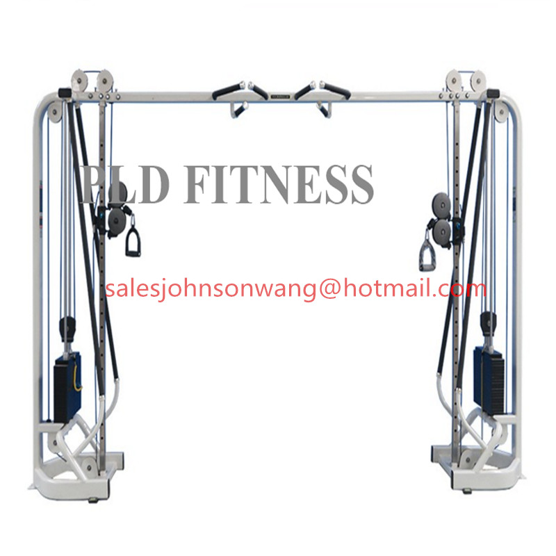 China fitness equipment cable crossover