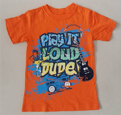 boys cotton  T shirt