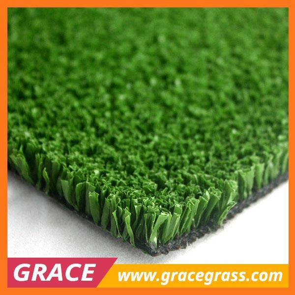 High Density 10mm Badminton Synthetic Turf