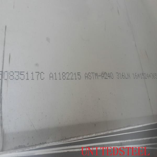 Sell SA240 TP444,SA240 444,SA240 SS444 Stainless steel bevel