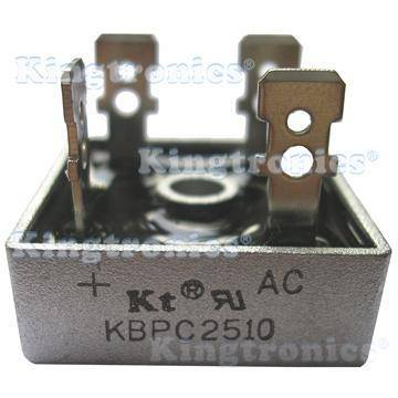 Kingtronics Kt bridge rectifier KBPC2510