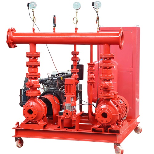 Asenware Fire Pump Set for Fire Fighting